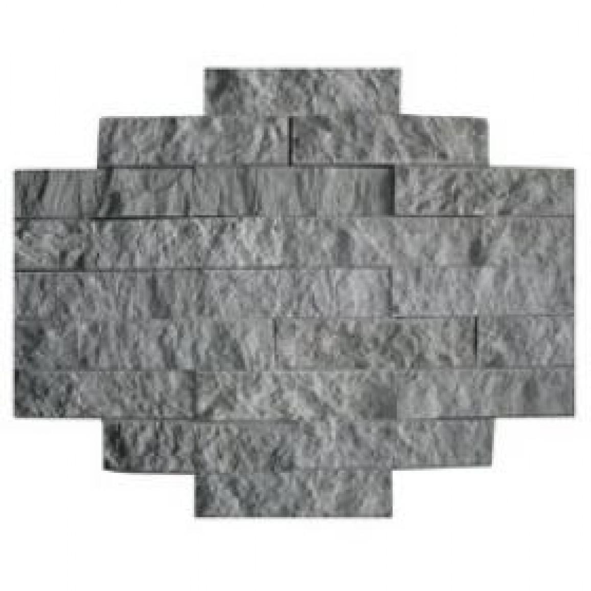 Рваный камень 200*50*20 мм