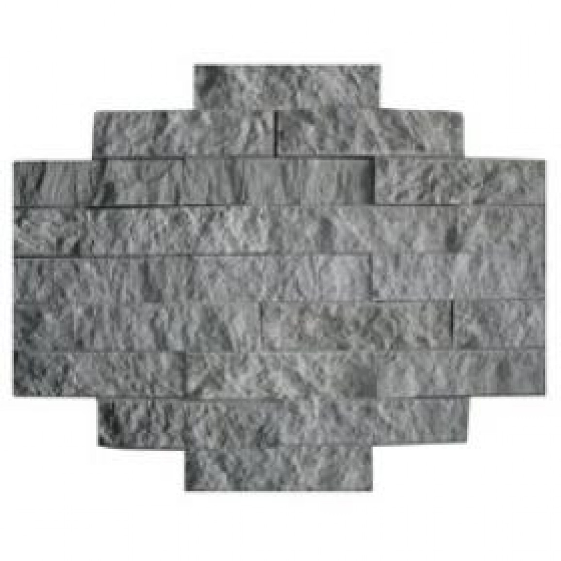 Рваный камень 100*50*20 мм