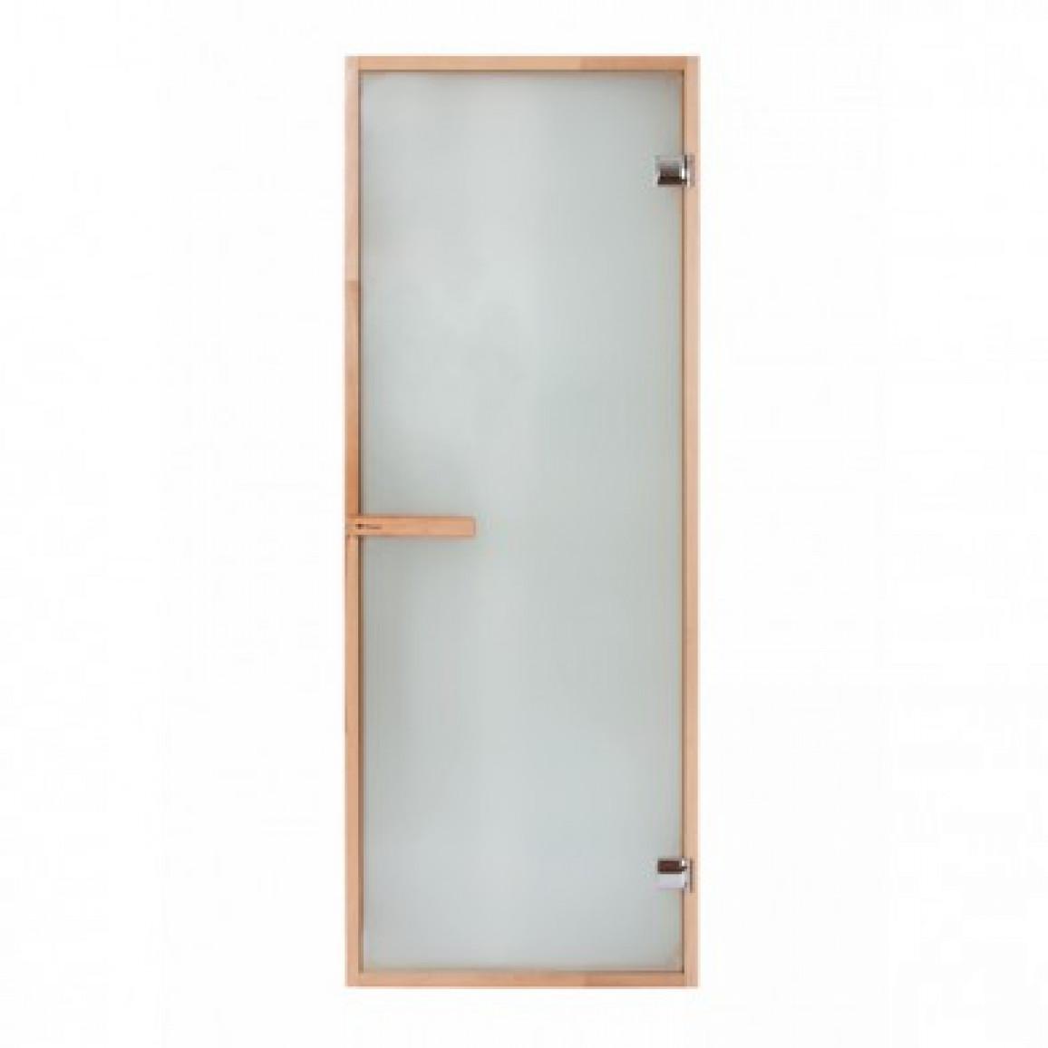 Дверь PREMIO, стекло сатин, коробка БУК