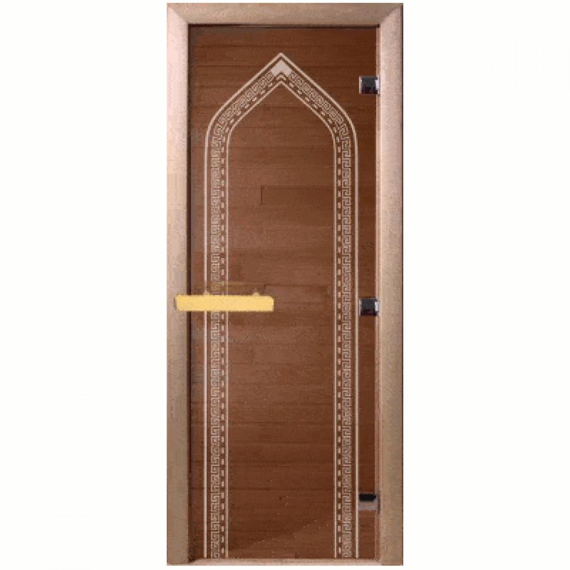 """Дверь бронза """"Восточная арка"""""""