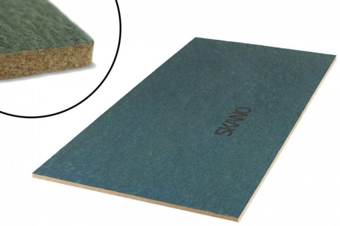 Скандинавская ветрозащитная плита Изоплат ISOPLAAT 25мм