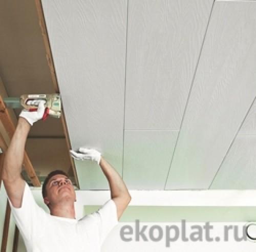 Потолочные панели Изотекс ISOTEX Nordik
