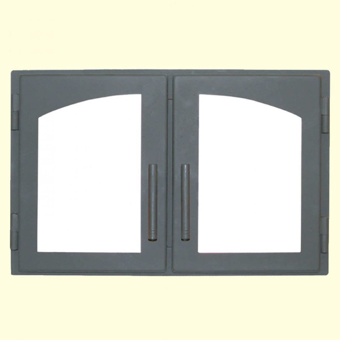 Дверца каминная ДВ544-2А