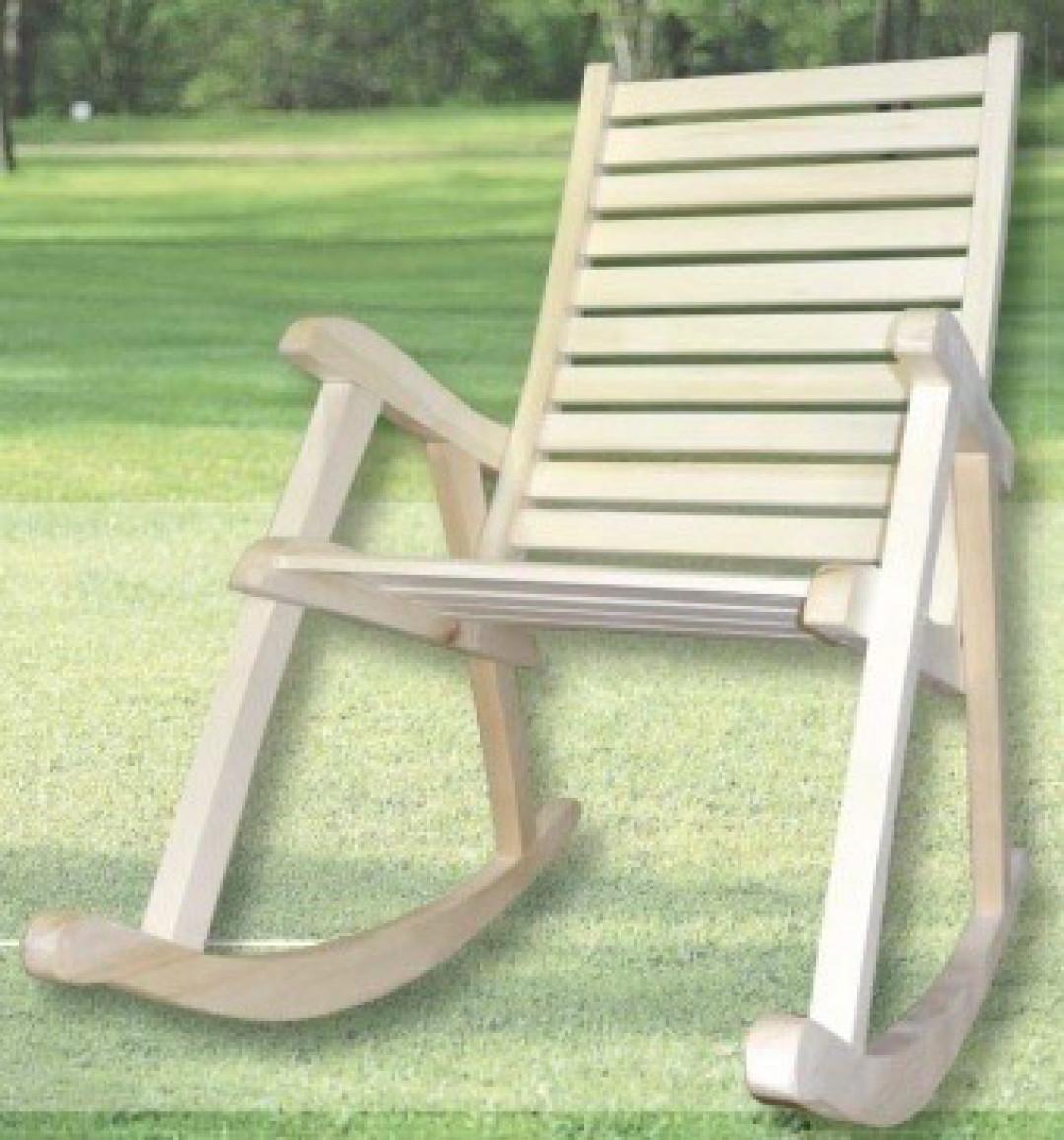 Кресло-качалка ДАЧА ХБ-5