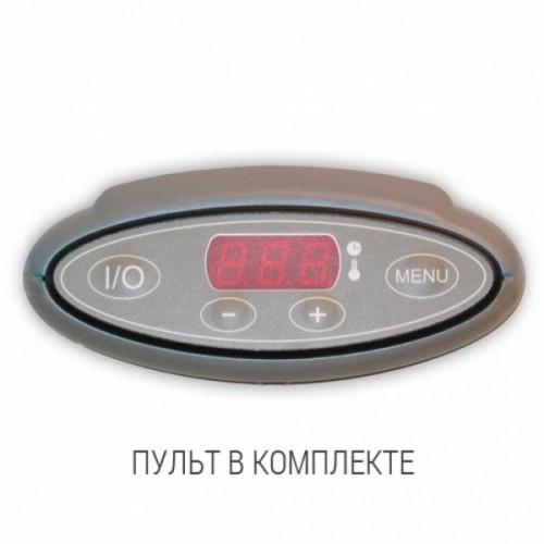 ЭЛЕКТРИЧЕСКАЯ ПЕЧЬ HARVIA CILINDRO PC70EE WHITE 6.8 КВТ (ВЫНОСНОЙ ПУЛЬТ)