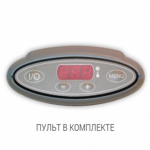 ЭЛЕКТРИЧЕСКАЯ ПЕЧЬ HARVIA CILINDRO PC110EE 10.8 КВТ (ВЫНОСНОЙ ПУЛЬТ)